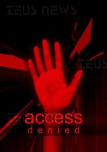 accesso negato